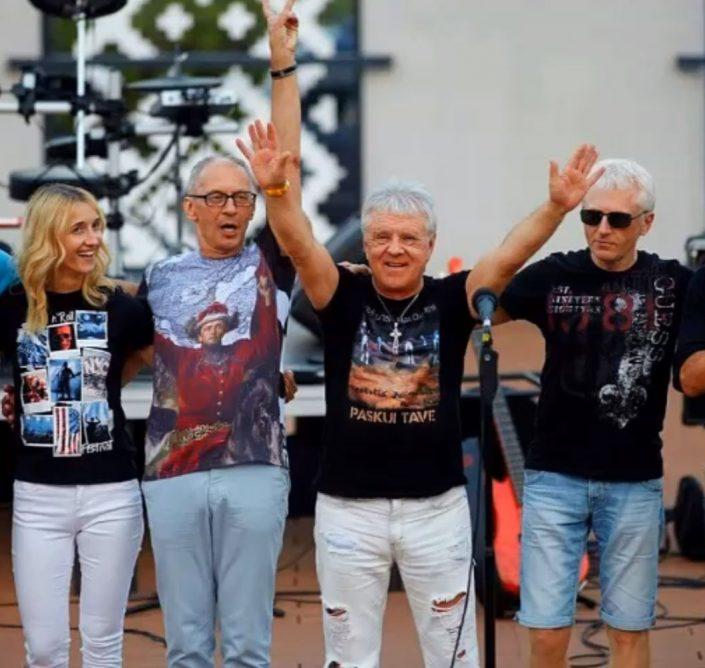Kęstutis Jablonskis ir grupė