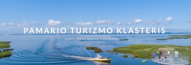 PAMARIO TURIZMO KLASTERIS